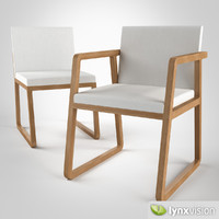 Midori Chair and Armchair