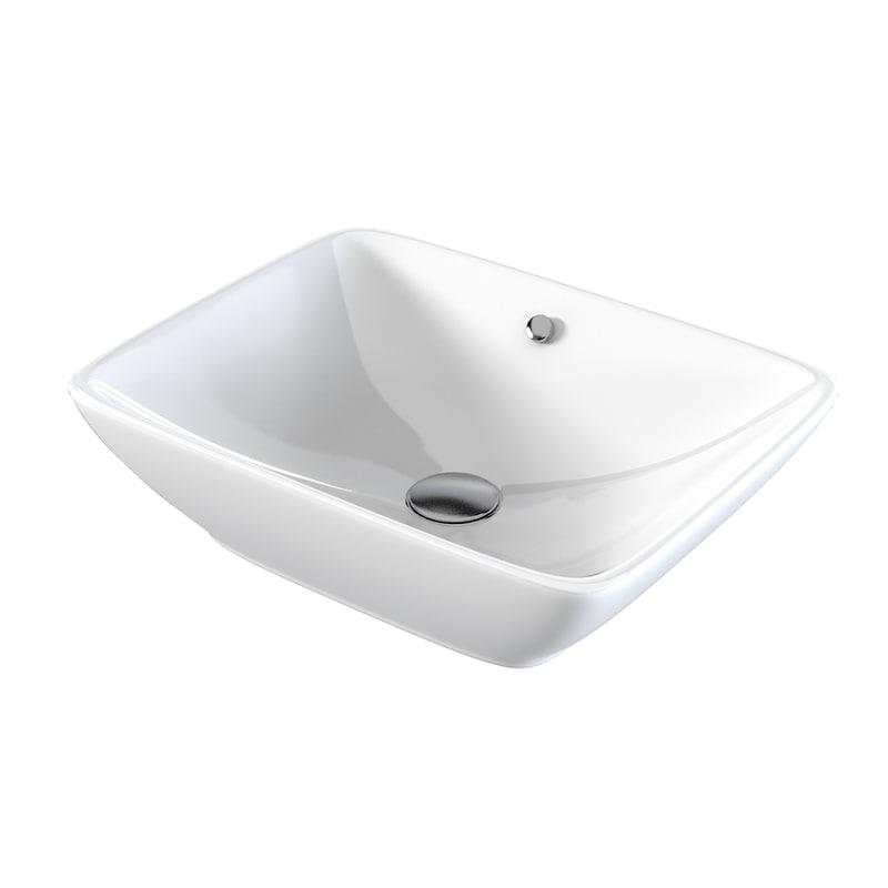 3d 3ds duravit washbowl washbasin