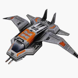 3d star fighter