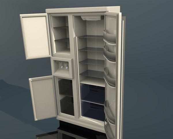 3ds generic refrigerator