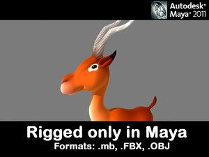 maya impala