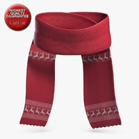 3ds scarf