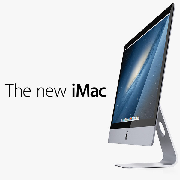 max new imac 27-inch