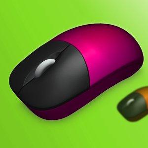 3d mouse ratón