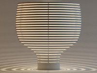 free max model foscarini behive table lamp