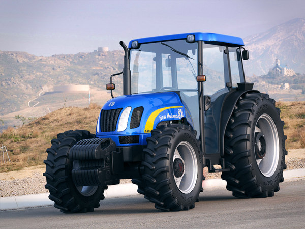max new holland t4050