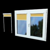 3ds max shutter window cover