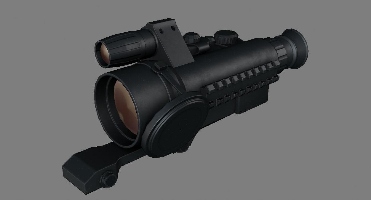 max night view scope