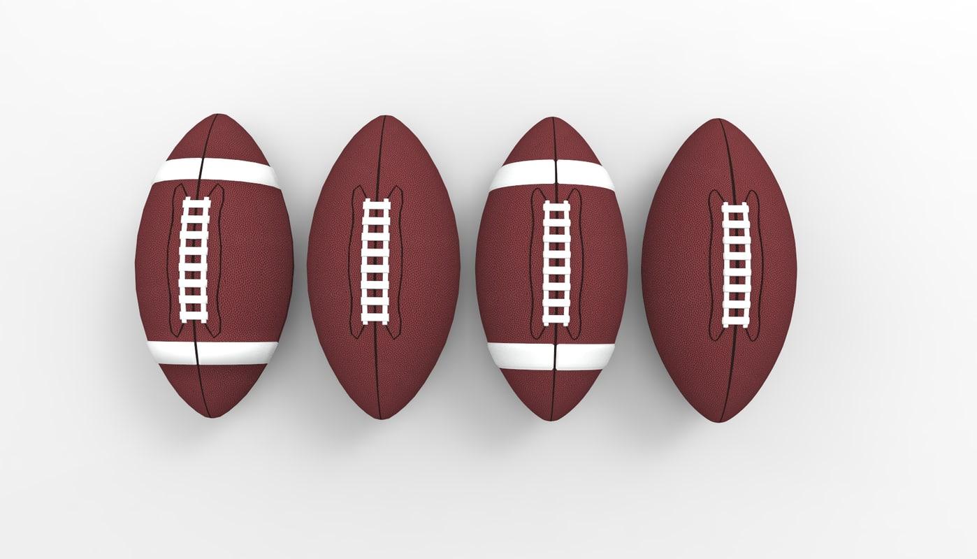 max football ball