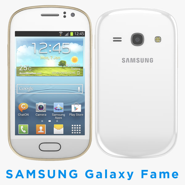 samsung galaxy fame s6810 model