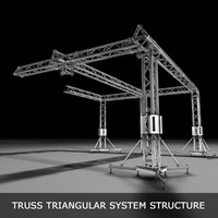 TRUSS SYSTEM STRUCTURE