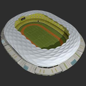 stadium football ball max