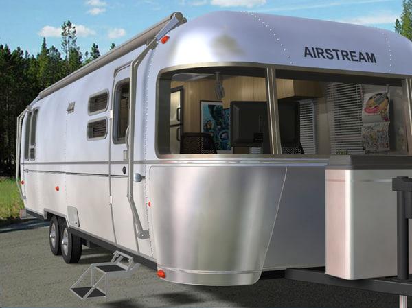 airstream trailer fc30 max