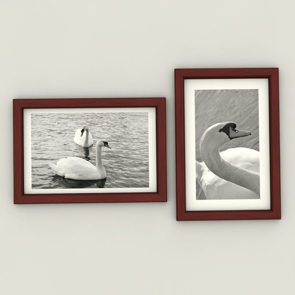 picture frame 2 3d c4d