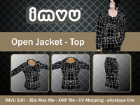 Open Jacket - Top
