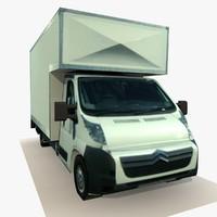 truck t 3d model