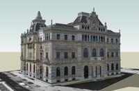Palace of the Diputacion Foral of  Bizkaia
