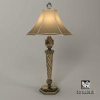 fine art lamps 174310 3d model