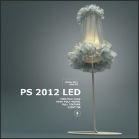ikea 2012 ps led 3d model