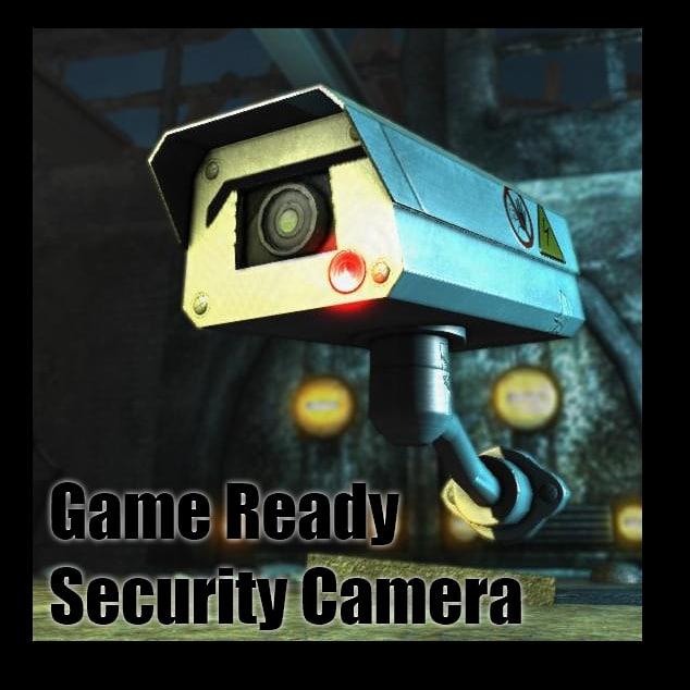 ready security camera obj