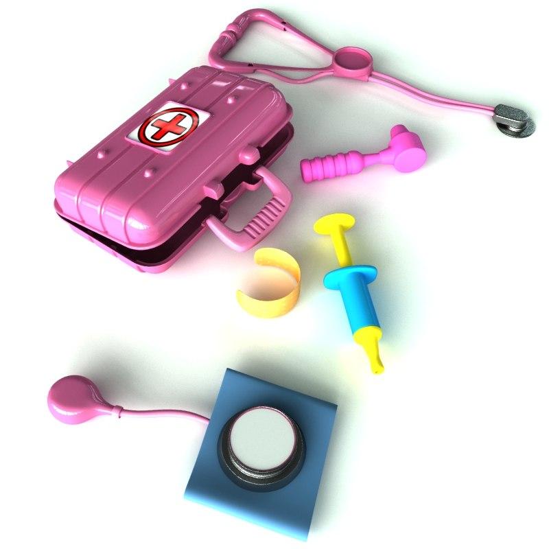toy medical kit max