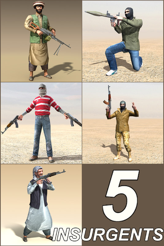 arab rebel 3ds