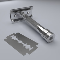 maya double sided safety razor