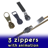 Zipper collection