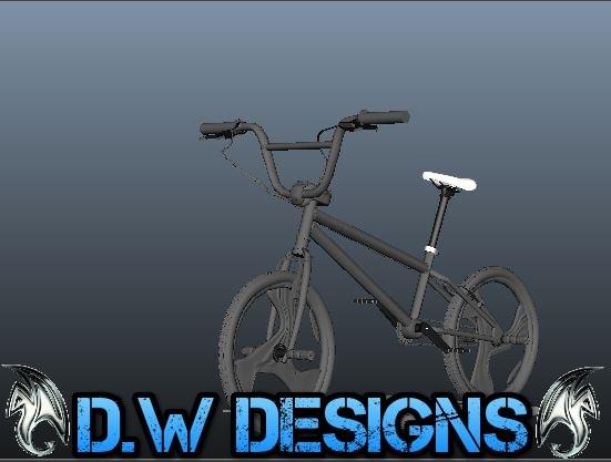 bmx bike 3d ma