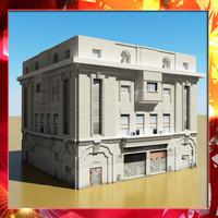 3d building 42