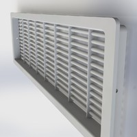 230 * 68 * 10 air grille. Furniture. Office.