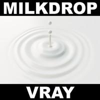 Milk Drop 3