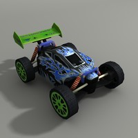 3d rc toy car