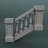 Balustrade 001_st04p