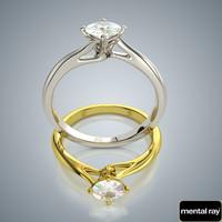 3d ring diamond ring4
