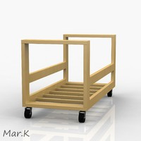 carpentry mobile platform
