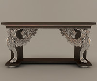 Gryphon Table Console
