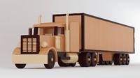 max wood truck