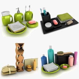 max bathroom accessories decoration