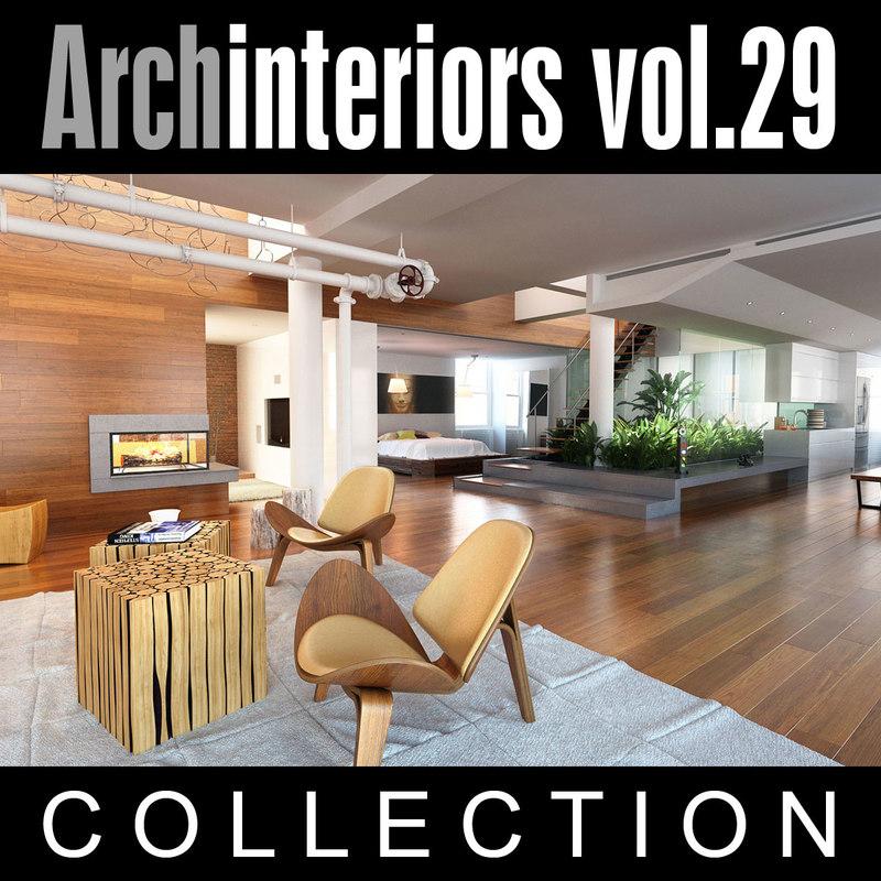 3d archinteriors vol 29 interior scenes