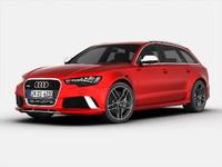 Audi RS6 Avant (2014)