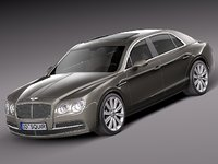 Bentley Flying Spur 2014