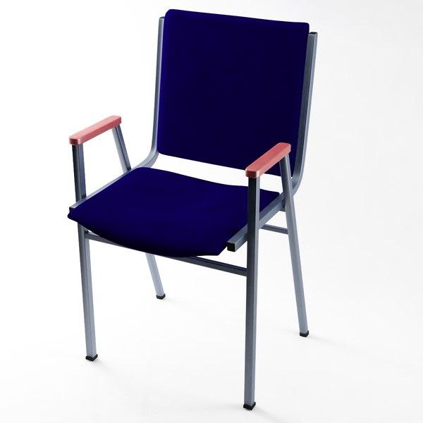 3d c16 chair