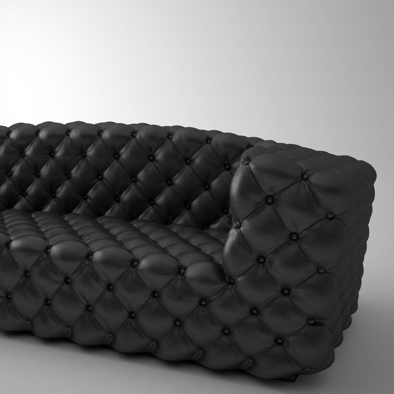 chestermoon sofa baxter 395 3d max