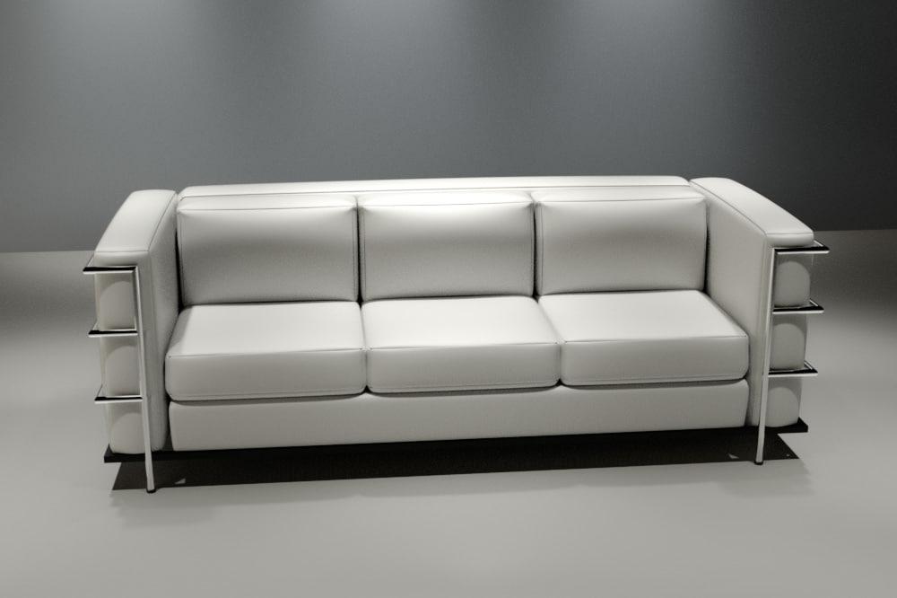 max leather cushion