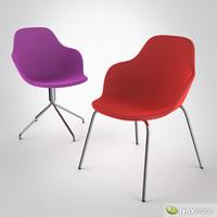 3dsmax palma meeting chair