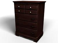 dark wood dresser max