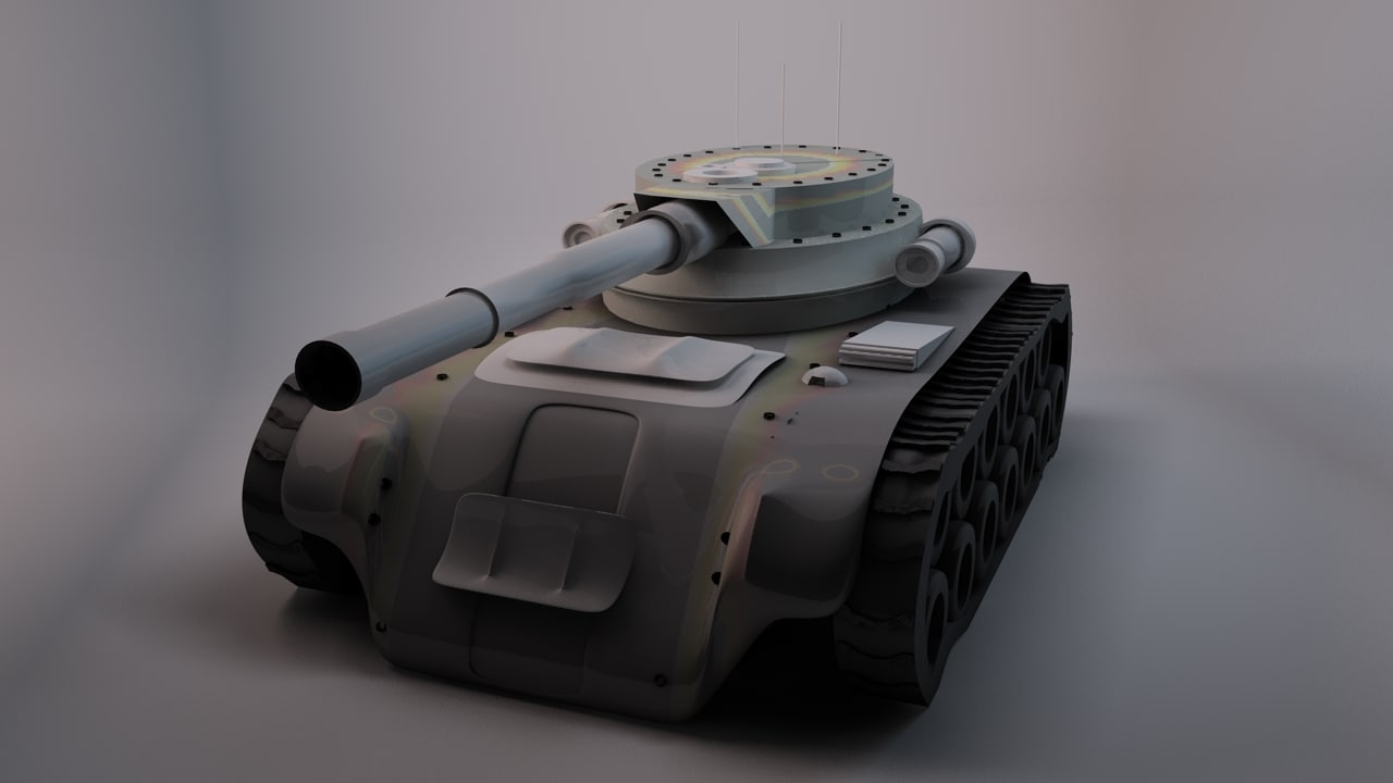 3ds max military fight