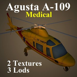 max agusta med helicopter