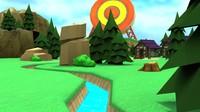 Cartoon Island Level